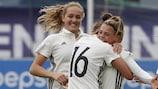 Deutschland hat alle drei Partien in Gruppe A gewonnen
