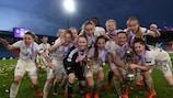 Final do EURO Feminino Sub-17 ao minuto