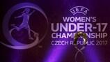 Il trofeo dei Campionati Europei UEFA Under 17 Femminili