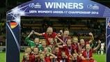 Riuscirà la Germania a riconfermarsi campione d'Europa?