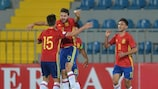 Watch Abel Ruiz level against Germany in the 2016 semi-finals