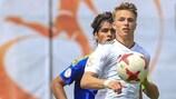 Jann-Fiete Arp já deixou a sua marca no Campeonato da Europa de Sub-17 da UEFA de 2017