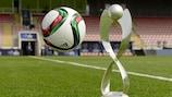 WU17 EURO elite round draw seedings