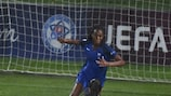 Marie-Antoinette Katoto scored her sixth goal of the finals to clinch the title for France