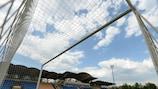 Les deux demi-finales de vendredi auront lieu au stade du Torpedo à Zhodino