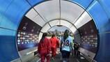 Am Dienstag geht es für die Teams bei der U17-EM der Frauen um das Halbfinale