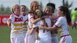 Scotland are among the four teams starting their elite round group on Thursday