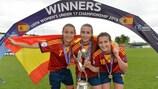 España. campeona en 2015