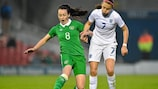 Ireland beat England, who were to win the group