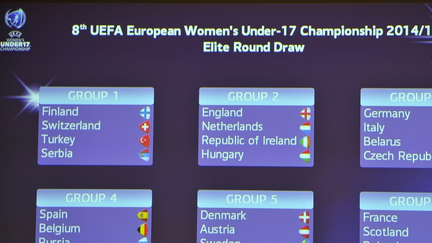 Elite round ordeal awaits Germany's rivals
