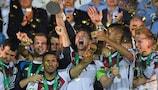 Germany gewann die U19-Europameisterschaft 2014