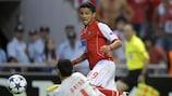 Matheus marcou o golo do Braga na primeira mão