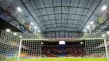 The Amsterdam ArenA: the venue for this season's final