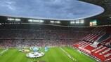 La final de 2012 fue en Múnich