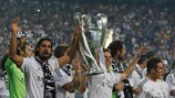 Real Madrid führt Teilnehmerfeld 2014/15 an