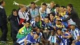 2010/11: Falcao köpft Porto zum Erfolg