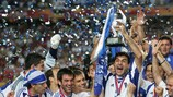 Underdogs Greece have their day