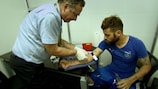 Inside UEFA's EURO anti-doping programme