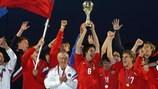 Rusia, campeona en los penaltis