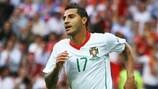Ricardo Quaresma marcou o golo decisivo no prolongamento e desde então foi ganhar títulos para Portugal e Itália