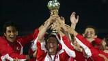 Köse dá título à Turquia