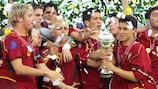 Portugal gana ante los suyos