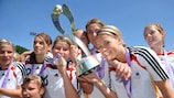Germany were worthy winners in Nyon