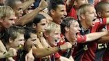 2009: Первый успех немцев