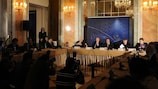 The UEFA Executive Committee met in Funchal, Madeira, on Thursday and Friday