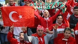 Turkey and Wales will follow Italy as hosts