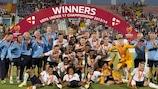 Inglaterra ganó el título por segunda vez en 2014