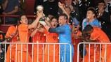 Безупречный турнир голландцев