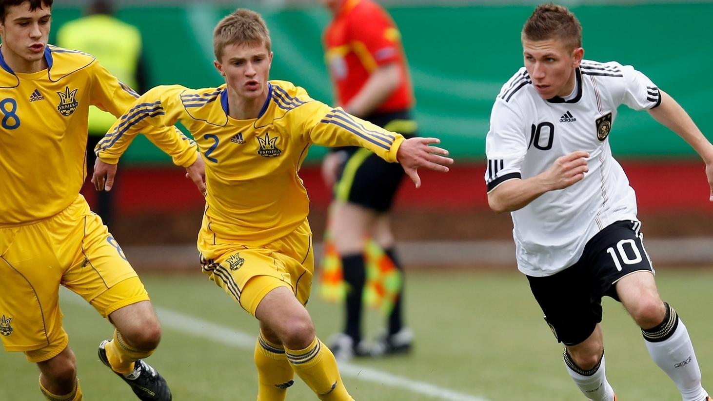 Fussball Deutschland Ukraine
