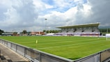 The Azerbaijan team will train at the UEFA Centre of Football Excellence in Nyon