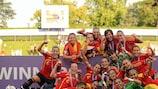 España revalida su título de campeón