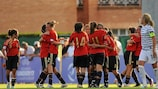 2011: Pomares ajuda a revalidar título espanhol
