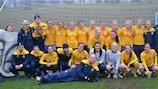 Schweden gewann die Gruppe 6 vor Österreich