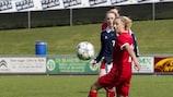 Calcio femminile Under 17 di scena a Nyon