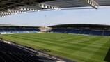 Chesterfield FC wird einige Endrundenspiele ausrichten