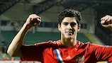Ramil Sheydaev scored six goals for Russia