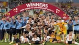 Inglaterra finalmente recompensada nos penalties