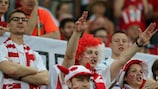 Poland fans will be able to support their U21 side on home soil in 2017
