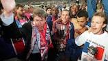 Il Paris Ha vinto la Coppa delle Coppe UEFA nel 1996