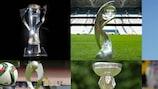Quem vai estar nas fases finais das provas da UEFA este Verão?