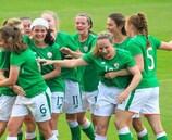Irland gewann alle drei Spiele ohne Gegentor