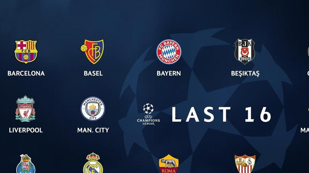 who is in the champions league round of 16 uefa champions league uefa com who is in the champions league round of