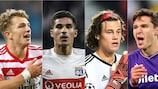 25 für die Zukunft: 2018/19 im Blickpunkt von UEFA.com