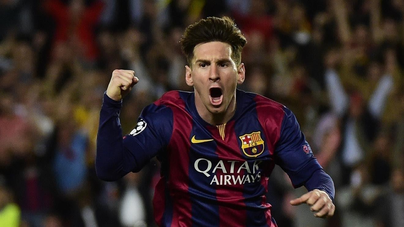 Il Barcellona domina la squadra della stagione 2014/15