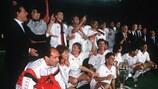 1988/89: Milan regressa ao topo