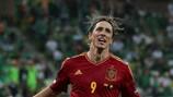 Fernando Torres war mit zwei Treffern der Mann des Abends